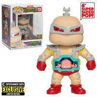 Teenage Mutant Ninja Turtles Krang 6-Inch Funko Pop