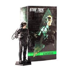 Star Trek: TNG Locutus Master Series Latinum Edition Maquette Statue