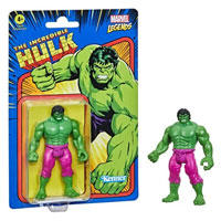 Marvel Legends Retro 375 Collection The Incredible Hulk