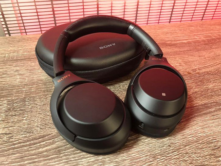 My Amazing Sony Noise-Cancelling Headphones