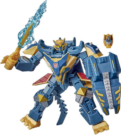 Transformers Bumblebee Cyberverse Adventures Toys Deluxe Class Thunderhowl Action Figure