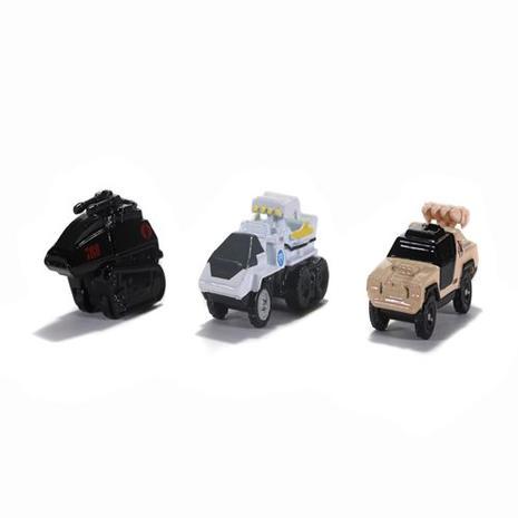 G.I. Joe Nano Hollywood Rides Vehicle 3-Pack