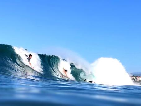 Puerto Escondido Bodysurf Club.  Playa Zicatela.
