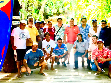 Coco Ramirez and The Pioneers of Surf at Selina's Puerto Escondido.