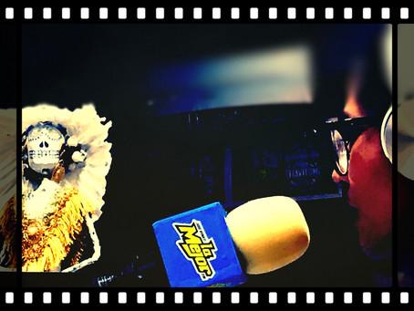 Nayeli Aldan is La Mejor, 94.1FM.