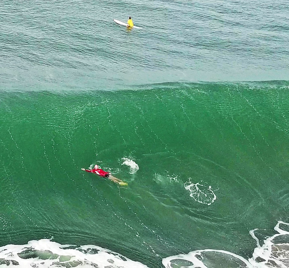 Tube Riders Longboard Contest hosted by Angel Salinas and Central Surf.