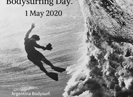 Bodysurfing Gillis Beach with Mike Stewart and Kalani Lattanzi. #IBSD