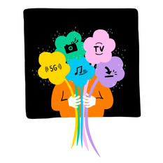 bouquet 5G