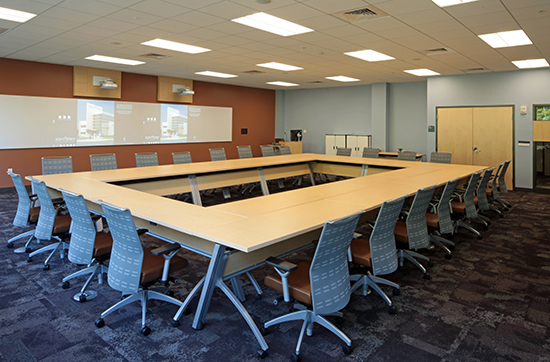 Executive Classroom