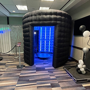 360 Spinner Booth