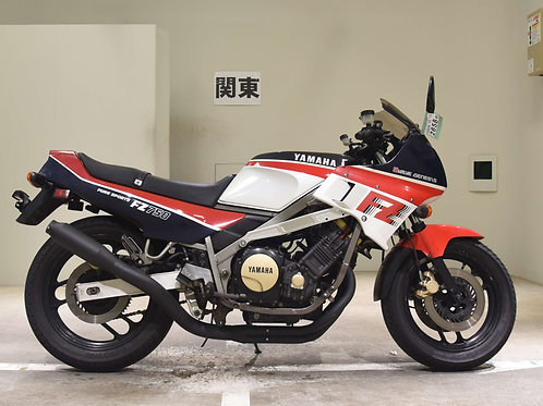 Yamaha FZ750 Sport Bike