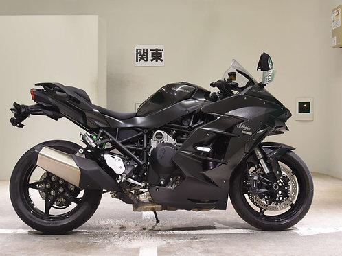 Kawasaki NINJA H2 SX Touring Bike