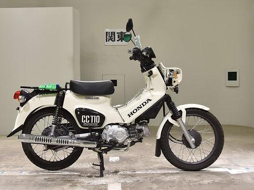 Honda Cross Cub 110-2 Scooter Bike
