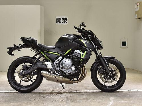 Kawasaki Z650A Street Bike