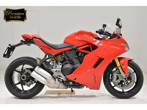 Ducati SUPERSPORT S Touring Bike
