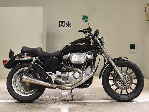 Harley Davidson XL1200S Touring Bike