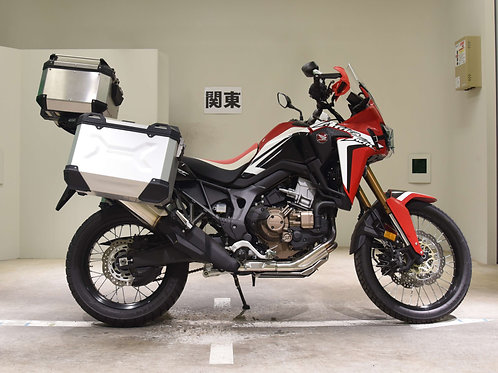Honda CRF1000L Africa Twin DCT ADV Bike