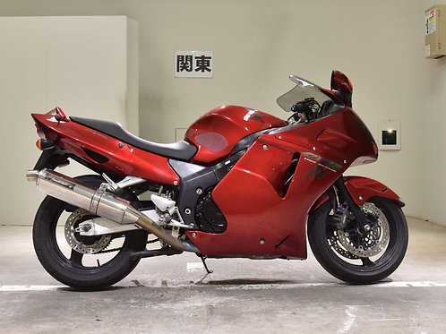 Honda CBR1100XX Touring Bike