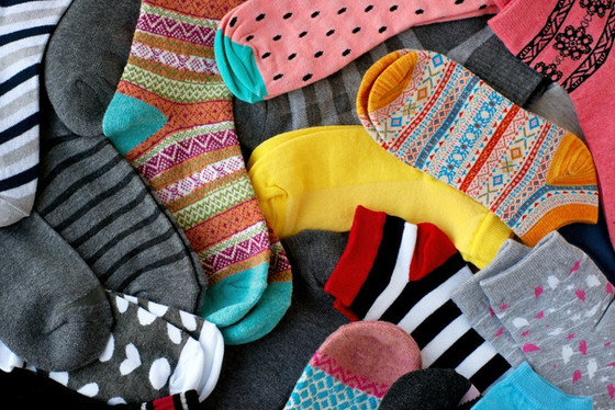 Active Games with Socks