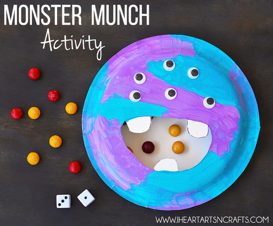 Monster Munch Activity