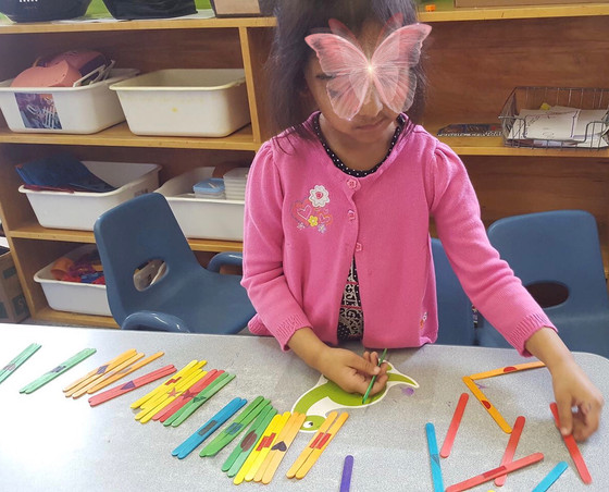 Math With Popsicle Sticks
