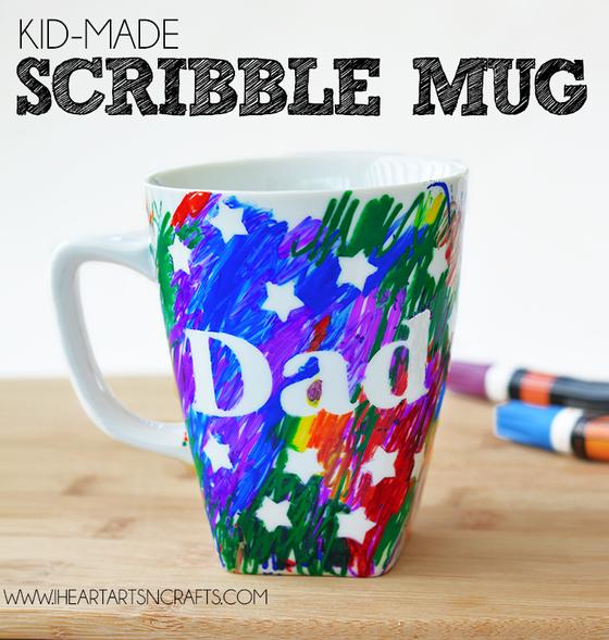 Father's Day Craft Mug