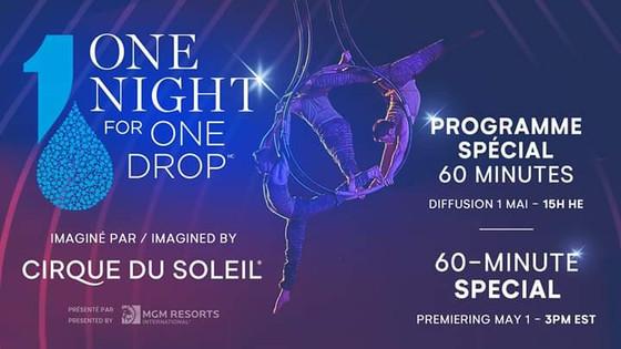 One Night by Cirque Du Soleil