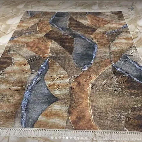 Carpet protector (Marble design) 160*250 cm - حافظه سجاد