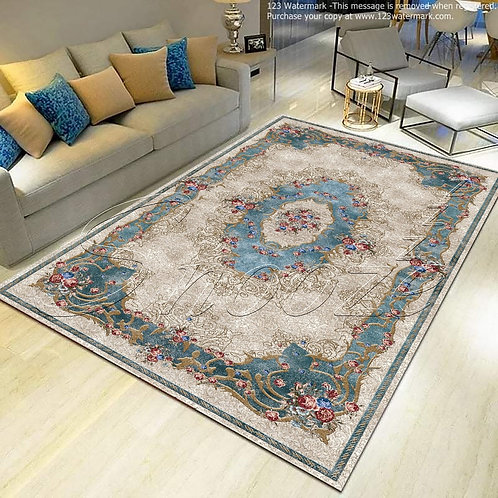 Carpet protector (Classic design)  - حافظة سجاد