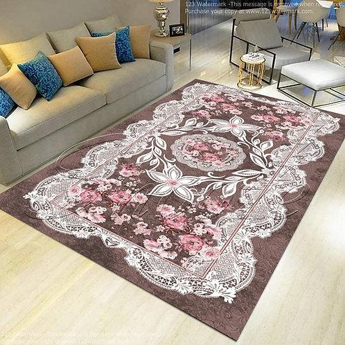 Carpet protector (Soil design) 160*250 cm - حافظة سجاد