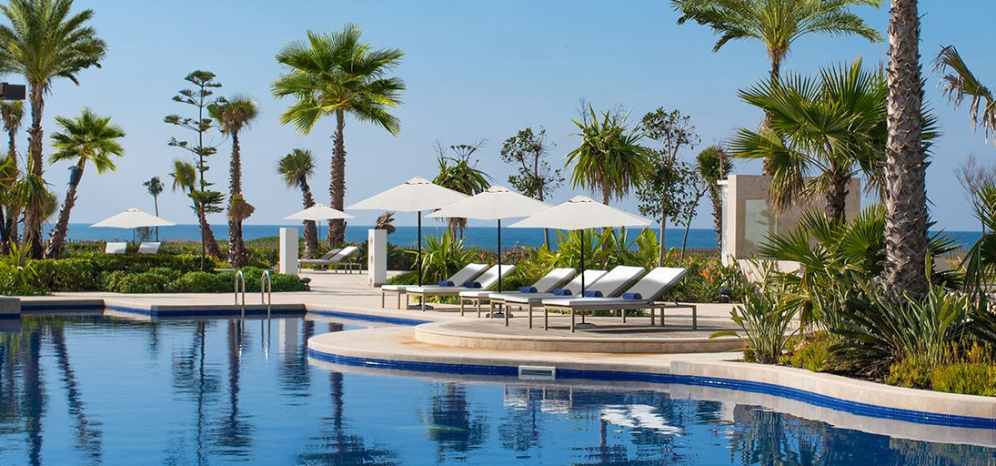 Hoffman Ospina Morocco Beach Resort Landscape Architecture