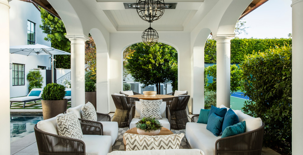 Hoffman Ospina Classical Style Landscape Design