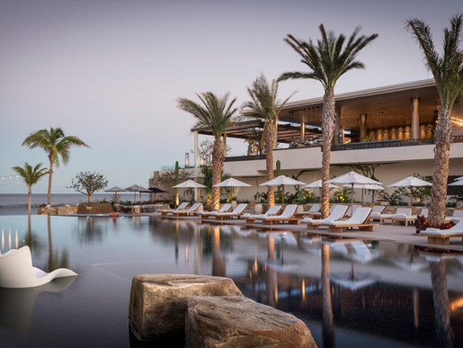 Auberge Chileno Bay - Cabo San Lucas, Mexico (with Hart Howerton)