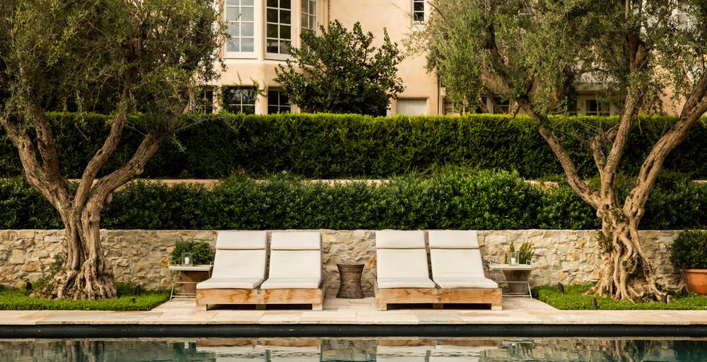 Hoffman Ospina Italian Retreat Design