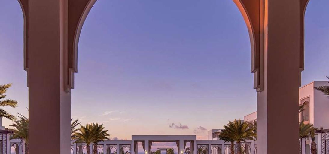 Hoffman Ospina Landscape Design International Hotels