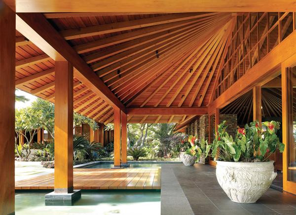 Hoffman Ospina Landscape Architecture Kukio Patio