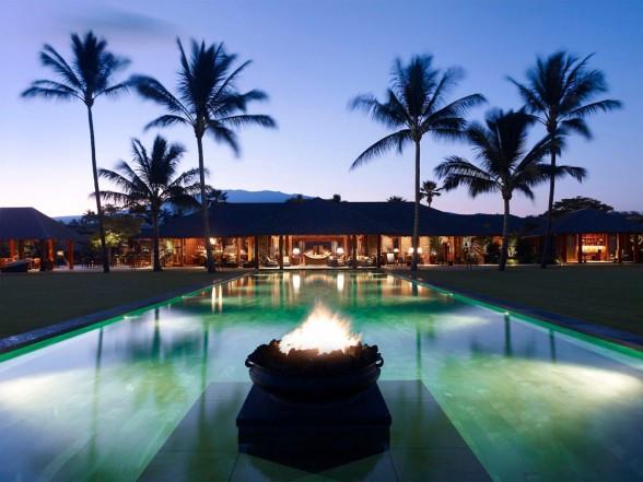 Hoffman Ospina Island Kukio Hawaii Pool Landscape