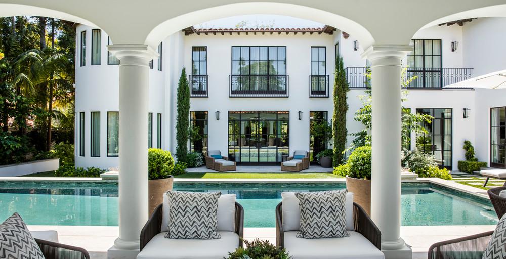 Hoffman Ospina Luxury Landscape