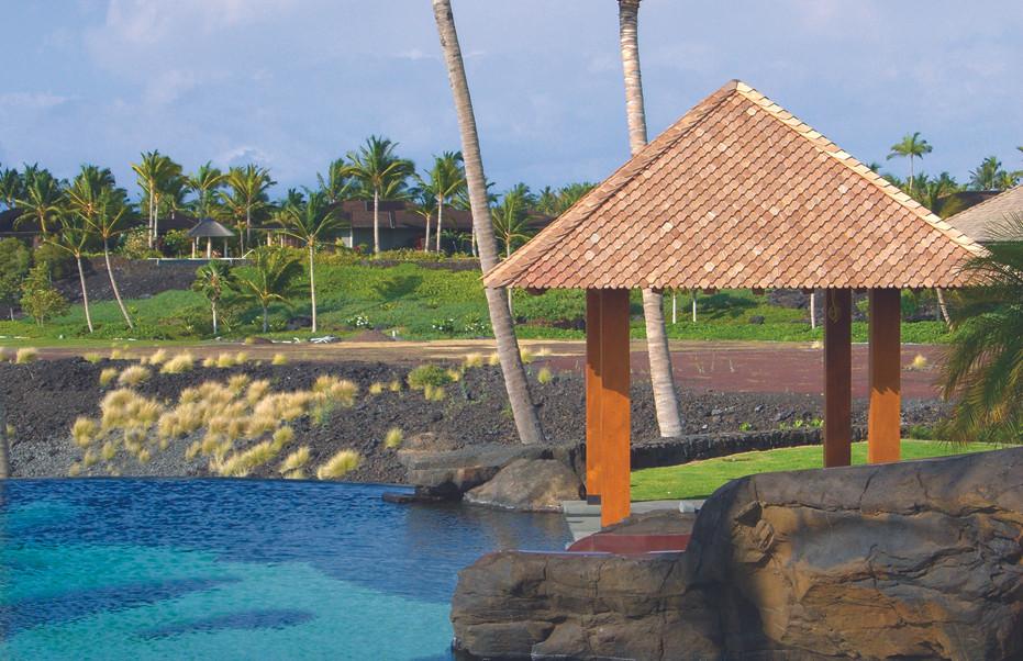 Hoffman Ospina Kukio Island Style Pool Design