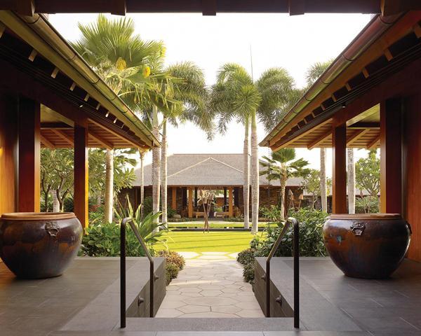 Hoffman Ospina Kukio Hawaii Landscape Design