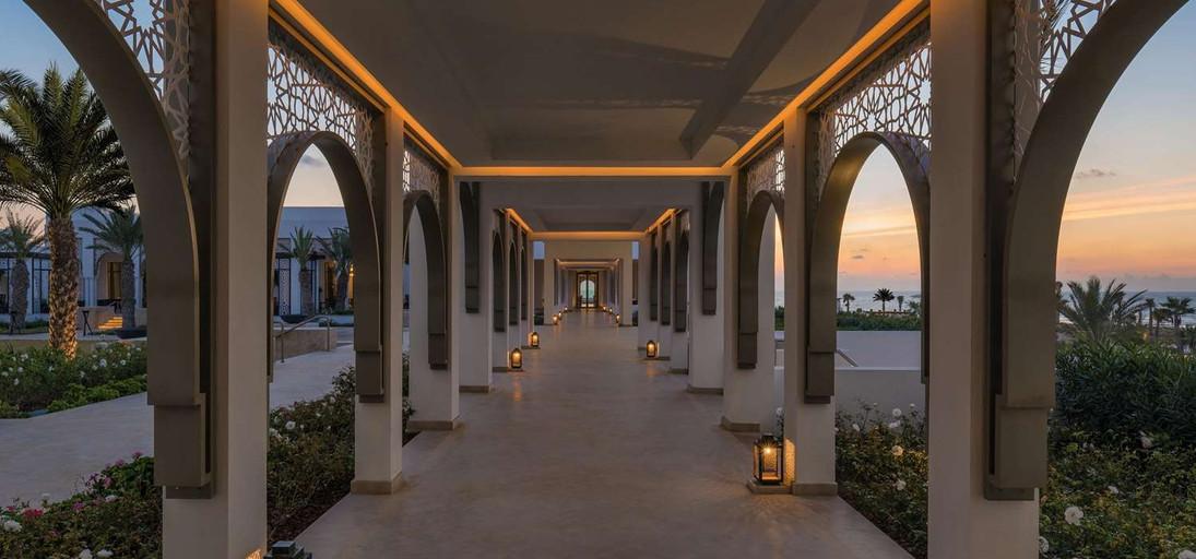 Hoffman Ospina Hilton Spa Resort Landscape Design