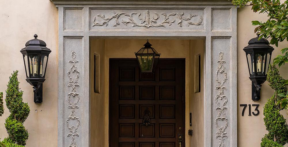 Hoffman Ospina Mediterranean Home Design
