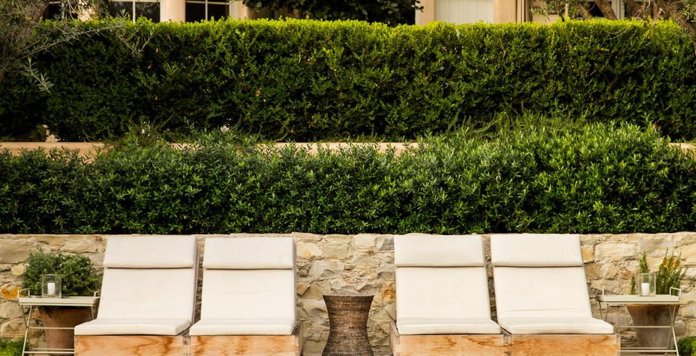 Hoffman Ospina Landscape Design Italian Influence