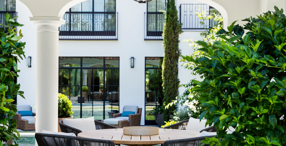 Hoffman Ospina Outdoor Living Design