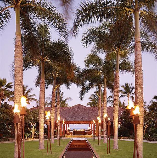 Hoffman Ospina Landscape Architecture Kukio Palm Path