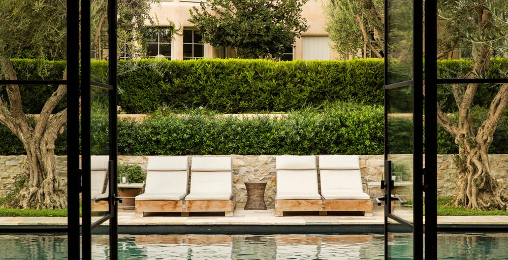 Hoffman Ospina Landscape Architecture Pool Design