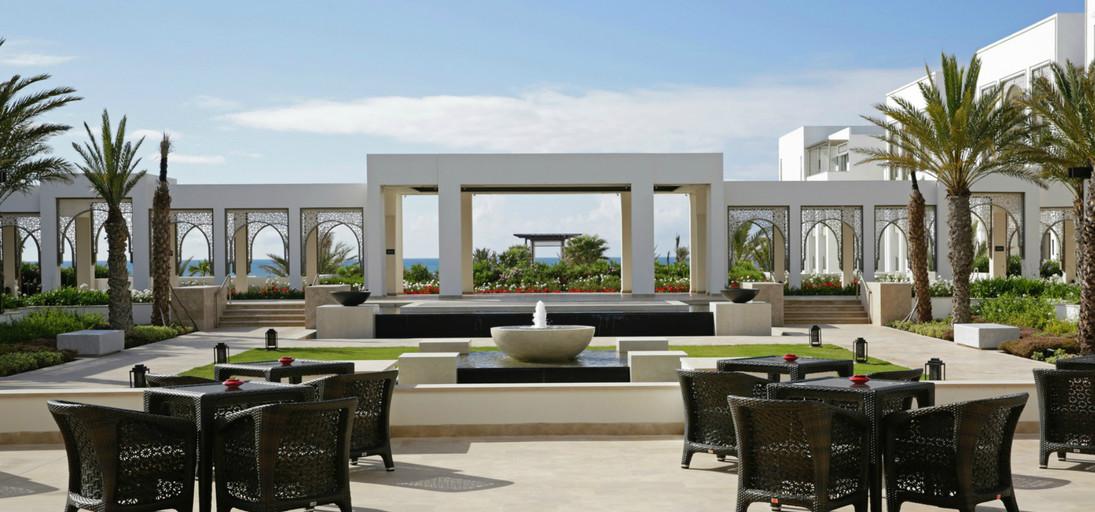 Hoffman Ospina Luxury Hotel Landscape Architecture