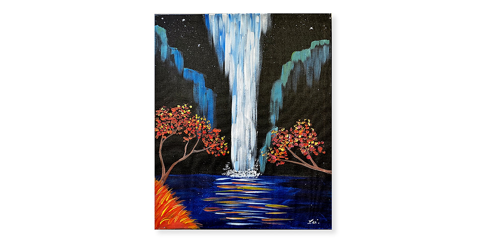 Paint & Sip Canvas Painting