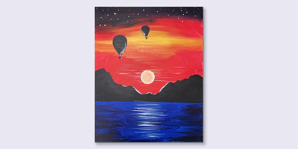BYOB Paint & Sip