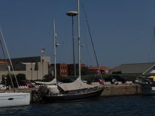 August 2011- USA, Eastern Italy, Sicily, Sardinia